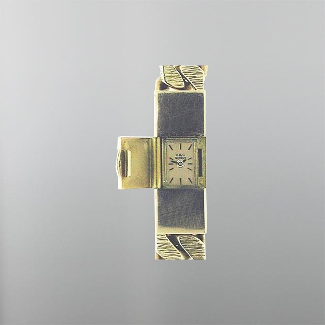 Vacheron Constantin I.D. Bracelet Watch