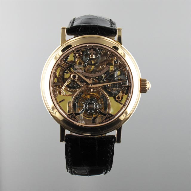 Vacheron Constantin Skeleton Tourbillon