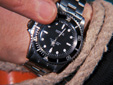 Rolex Live and Let Die Submariner, 5513