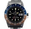 Rolex GMT Pointed Shoulders Lacquer Dial