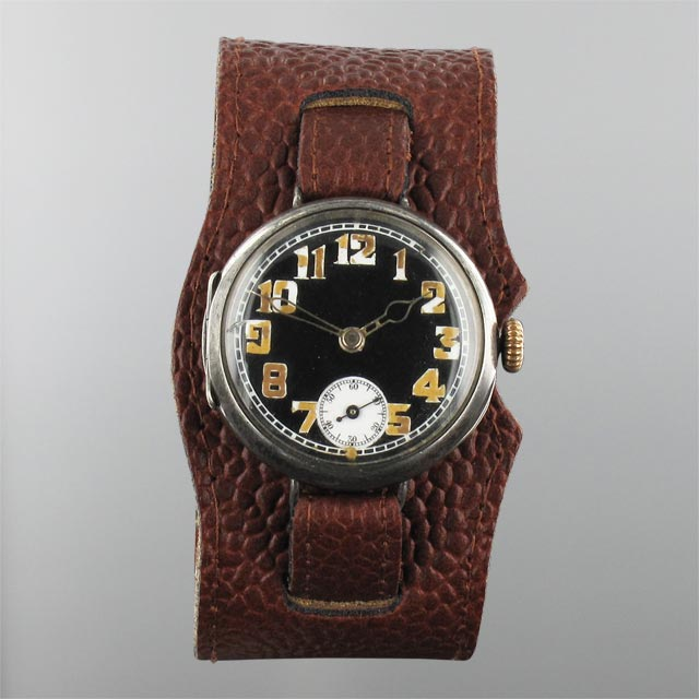 Rolex Military Trench