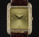 Vacheron Constantin Ladies Diamond Rectangular