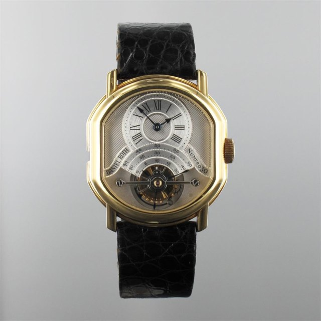 Daniel Roth Double Face Tourbillon