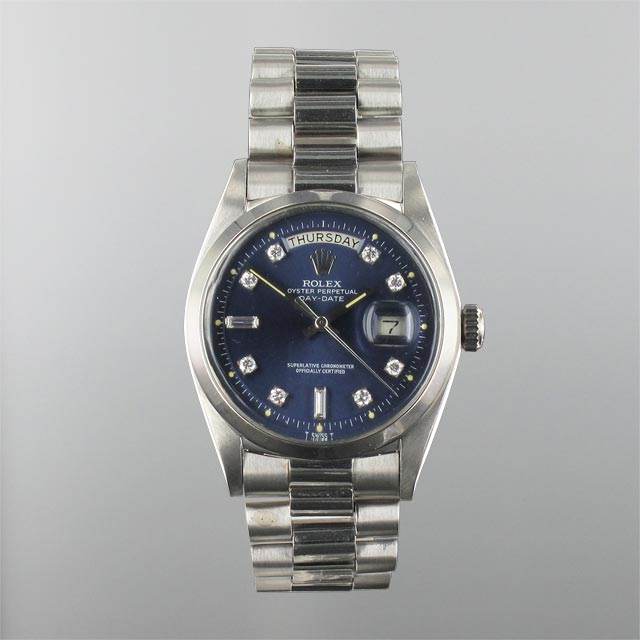 Rolex Day Date Big Blue
