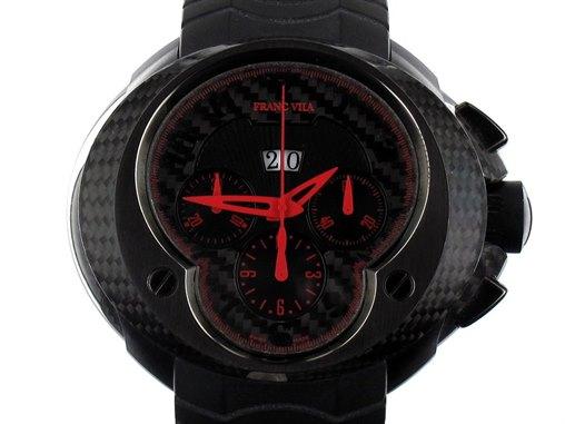 Franc Vila Chronograph Grand Date Cobra