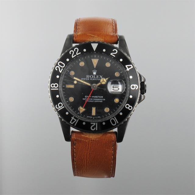 Rolex GMT Master PVD