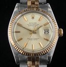 Date Just SS Rose Gold Rolex