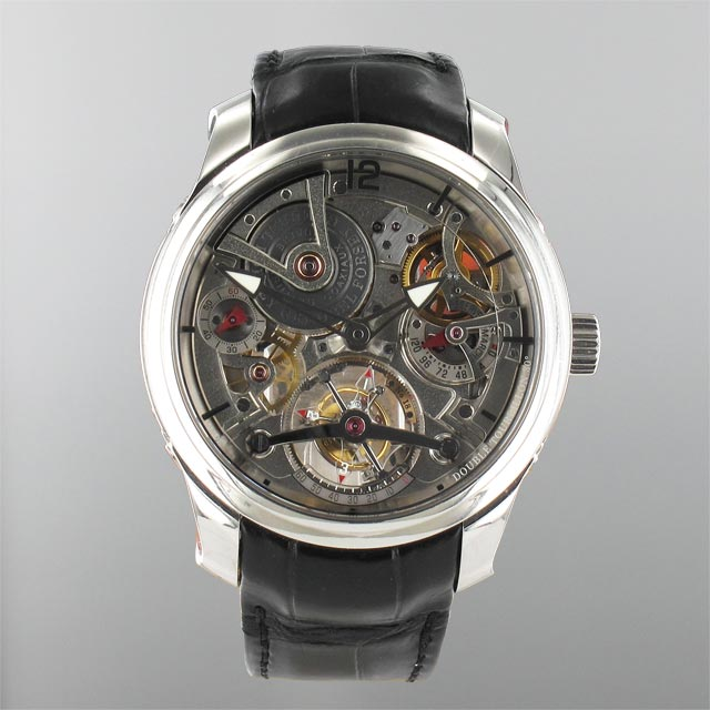 Greubel Forsey Double Tourbillon 30 Technique Platinum