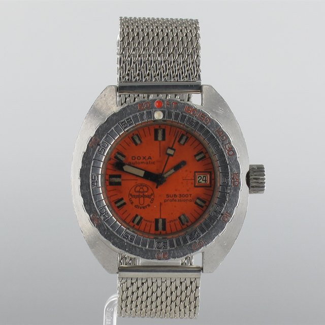 Doxa Sub 300T Professional Aqua Lung US Divers Co