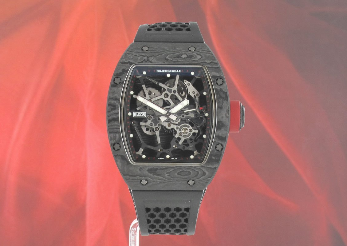 Watch Guru Richard Mille Rafael Nadal Rm35 Ultimate Edition