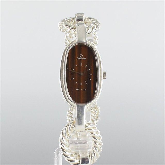 Omega De Ville Bracelet Solid Silver