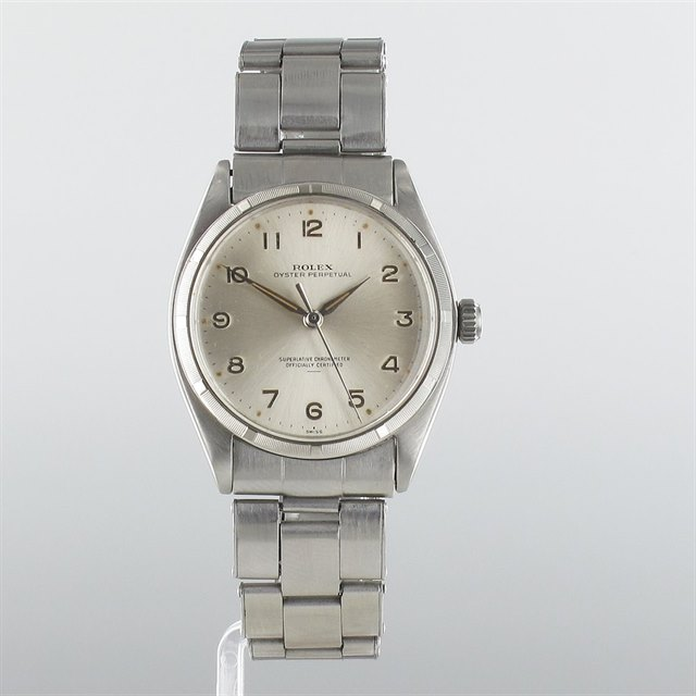 Rolex Oyster Perpetual Underline Dial