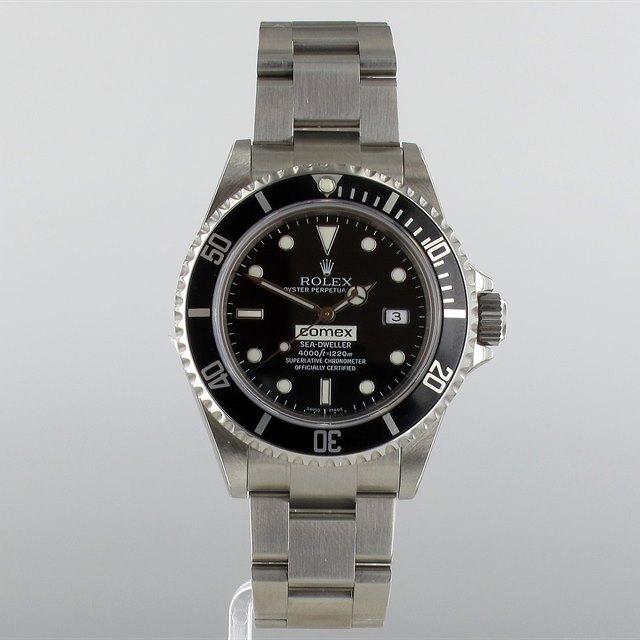 Rolex Comex Sea Dweller 3542 NOS