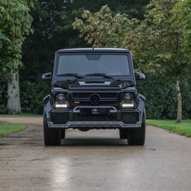 Mercedes-Benz G800 Brabus V12 Widestar