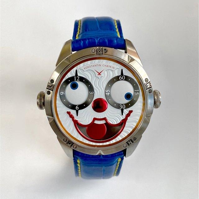 Konstantin Chaykin Clown 2 Audacity