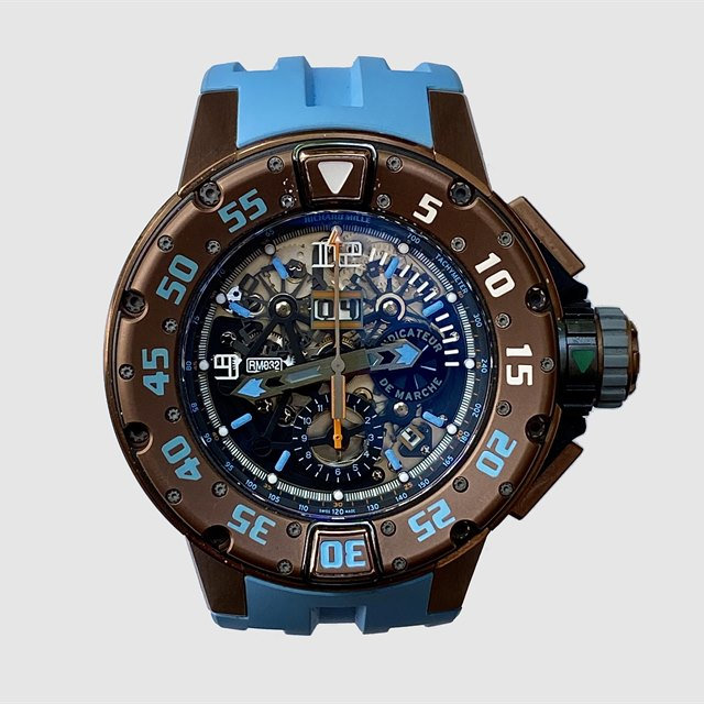 Richard Mille RM032 Flyback Divers Chronograph